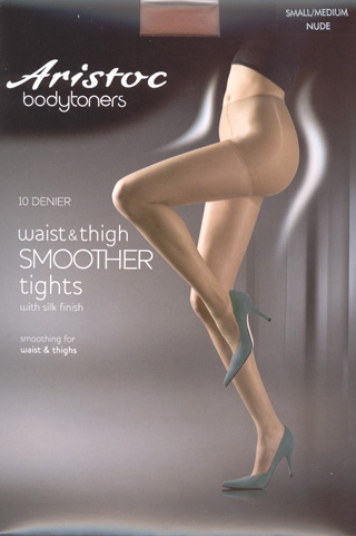 Aristoc bodytoners waist and thigh smoother tights
