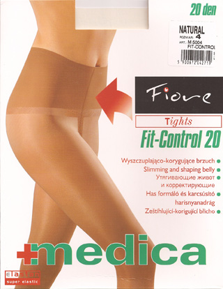 Fiore Fit-Control 20 Tights