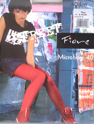 Fiore Microfibre 40 Tights