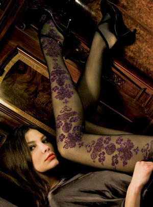 Lores No 406 Lurex Tights