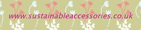 Sustainable Accessories Banner
