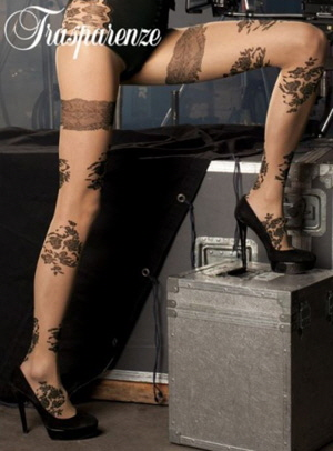 Trasparenze Romance Tights